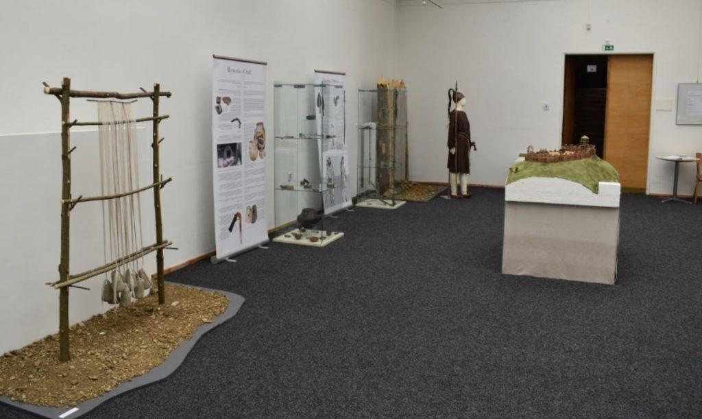 Pohľad na časť výstavy v SNM - Etnograficom múzeu v Martine (foto: M. Furman)